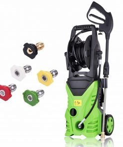 Luckdeal Electric Pressure Washer 1600 PSI Power Washer 1600W