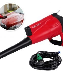 DBPOWER Electric Pressure Washer 1740 PSI 1800 Watt/12Mpa Portable Car Washer,
