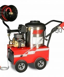 Hotsy Pressure Washer Model 555SS, 2.2 Gpm 1300 Psi