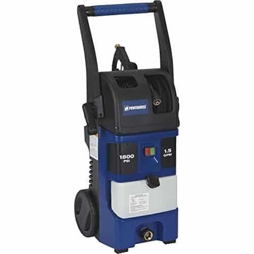Powerhorse Electric Pressure Washer — 1.5 GPM, 1800 PSI