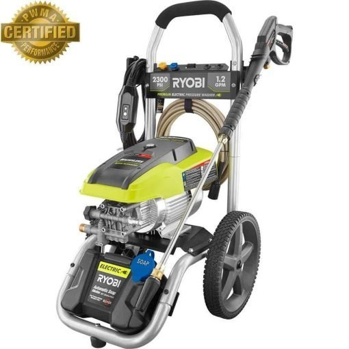 Ryobi 2,300 PSI 1.2 GPM High Performance Electric Pressure Washer