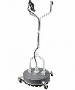"18"" Rotary Surface Cleaner Pressure Power Washer 4000 PSI"
