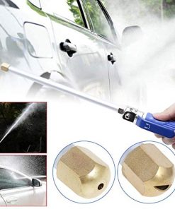 DaKuHo car high Pressure Power Water Gun Washer Water Car High Pressure Power Water Gun Washer Water Jet Garden Washer Hose Wand Nozzle Sprayer Watering Spray Sprinkler Cleaning Too