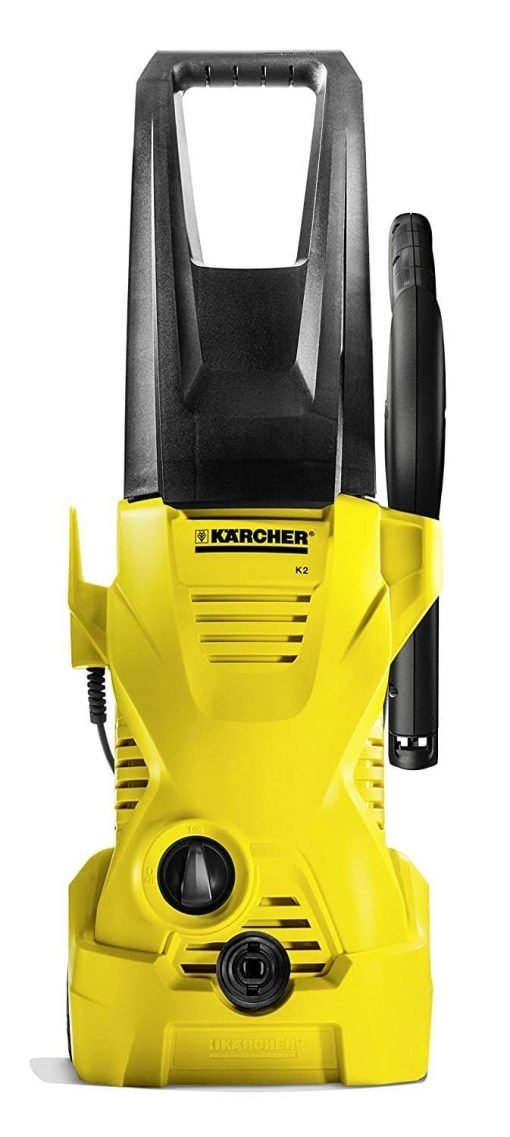 Karcher K2 Plus Electric Power Pressure Washer, 1600 PSI, 1.25 GPM