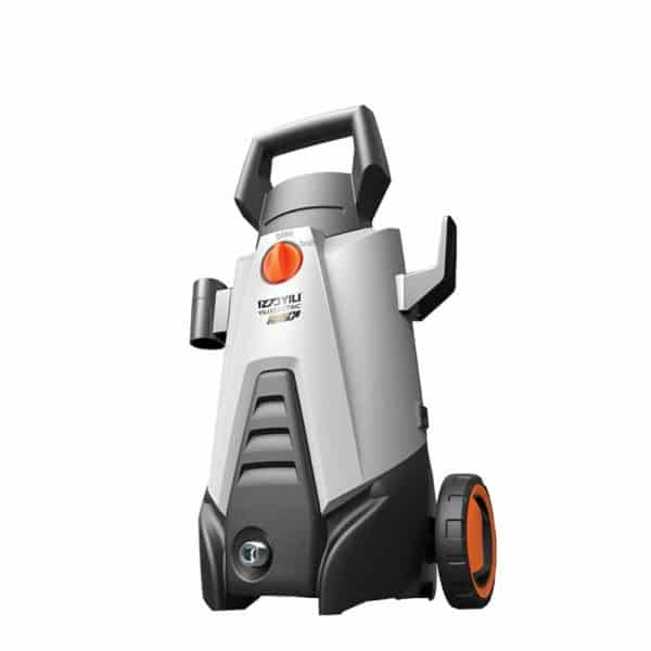 Electric High Pressure Car Washing Machine 500PSI with Self-Priming Barrel Rechargeable Wireless Lithium Battery High Pressure Cleaning Machine