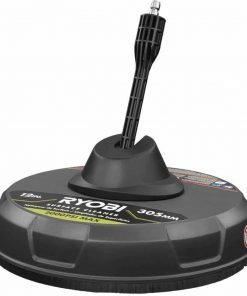Ryobi 12 in. 2000 PSI 1.4 GPM Quick Connect Surface Cleaner for Electric Pressure Washers