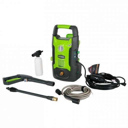 Greenworks 1600 PSI 13 Amp 1.2 GPM Pressure Washer GPW1602Greenworks 1600 PSI 13 Amp 1.2 GPM Pressure Washer GPW1602