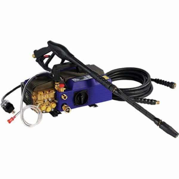 Annovi Reverberi AR630TSS AR North America Commercial Pressure Washer, Total Stop System, Black