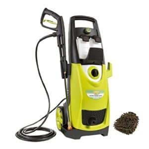 SPX3000 - Sun Joe 2030 PSI Pressure Washer 1.76 GPM Electric 14.5-AMP (Complete Set) w/ Gift: Premium Microfiber Cleaner
