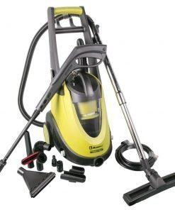 Koblenz HLA-360 V 2-in-1 Pressure Washer Wet-Dry Vacuum, Green/Black