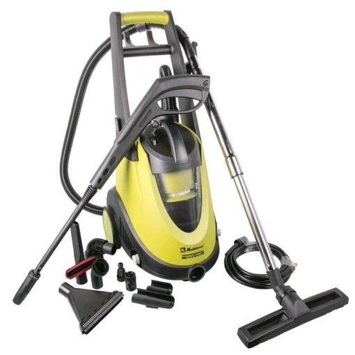 Koblenz HLA-360 V 2-in-1 Pressure Washer Wet-Dry Vacuum, Green/Black