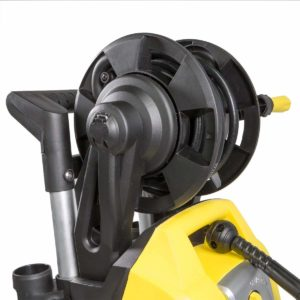 XtremepowerUS Electric High Pressure Power Washer w/Hose Reel, 2000PSI 1.7 GPM 13A