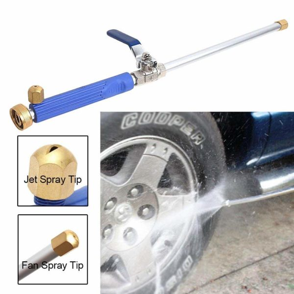 TG888Warehouse High Pressure Spray Wand Nozzle Power Washer Deck Car Garden Hose Attachment car Cleaner