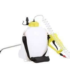 Flow-Zone FZSAAC 1.3-Gallon Lil' Squirt Multi-Use 3.6V Lithium-Ion Backpack Sprayer