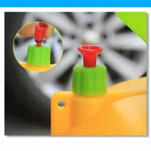 Self-Service car Washing Machine 16L Manual Portable car Washing Machine Home high Pressure Foam Washing Machine, for car pet Window Watering (Color : #4)