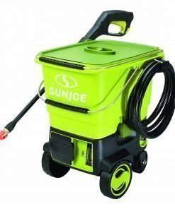 Sun Joe SPX6001C-XR 1160 PSI 40V 5.0 Ah Cordless Pressure Washer