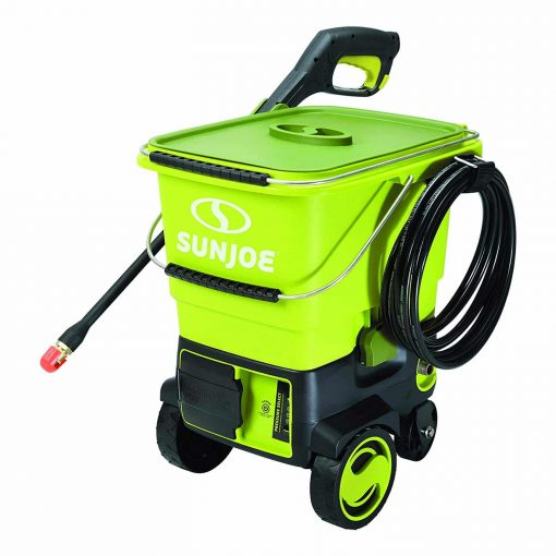 Sun Joe SPX6001C-XR 1160 PSI 40V 5.0 Ah Cordless Pressure Washer