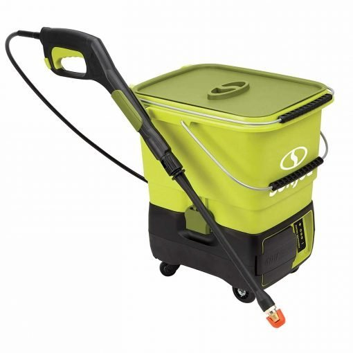 Sun Joe SPX6000C-XR iON Cordless Pressure Washer | 1160 PSI · 40V · 5.0 Ah