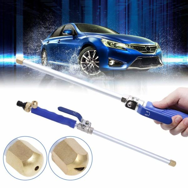 UEB High Pressure Power Washer Spray Nozzle Water Hose Wand Attachment