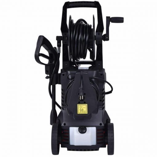 2 GPM 2000 W 3000 PSI Electric High Pressure Washer - Red