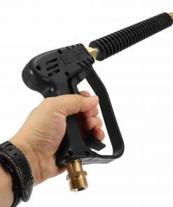 Utini High Pressure Washer Gun Water Jet Wash Gun 3000 PSI with 5-color Pressure Water Washer NozzlesUtini High Pressure Washer Gun Water Jet Wash Gun 3000 PSI with 5-color Pressure Water Washer Nozzles