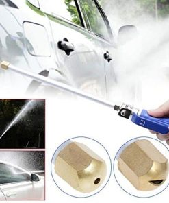 High Pressure Power Washer Car Wash Spray Nozzle Water Hose Auto Water Gun Car Lawn Floor Cleaning Garden Irrigation Tools