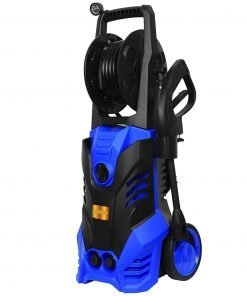 VirtualSurround 3060 PSI 2.0 GPM Power Water Electric Pressure Washer Kit w/Hose Detergent Tank