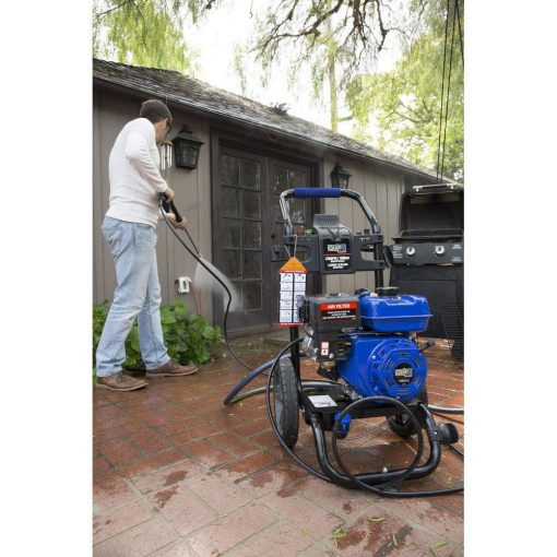 Quipall 2700GPW 2,700 PSI 2.3 GPM Gas Pressure Washer (CARB)
