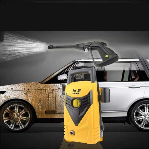 Electric High Pressure Car Wash 220V Household Portable Car Wash Water Pump Water Pump Car Pump Car Wash Washing Machine Accessories (Color : #2)