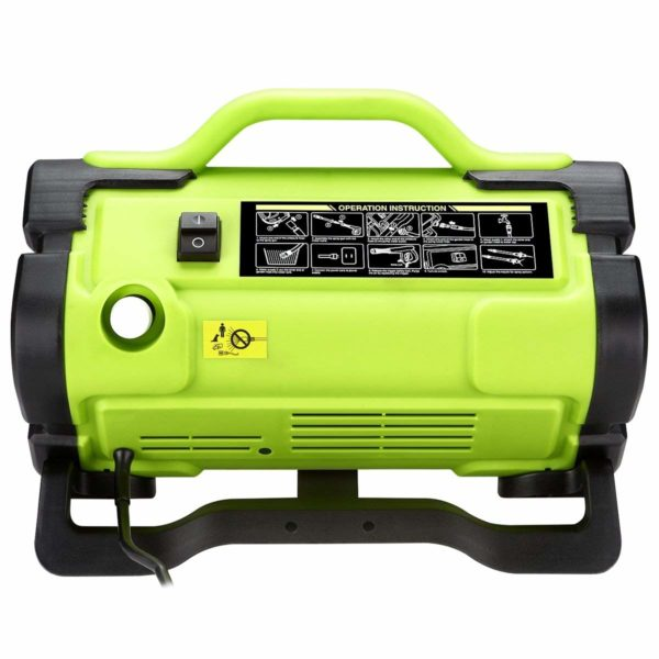 HUMBEE Tools 1,900 PSI Handheld Electric Pressure Washer
