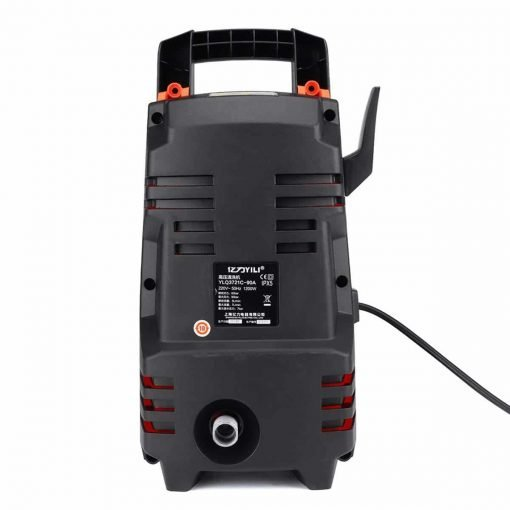 Utini 1200W 90bar High Pressure Washer Electric Cleaner Pump Hose Cleaning Machine