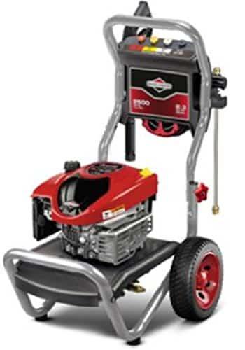 Briggs and Stratton 2500 MAX PSI / 2.3 MAX GPM Pressure Washer