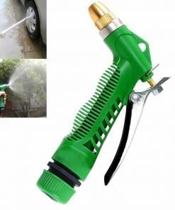 Loveje Car Adjustable High Pressure Washer Water Gun Garden Hose Water Sprayer Gun (1 Piece)