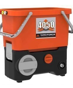Yard Force YF4050PB Lithium-Ion Bucket Pressure Washer