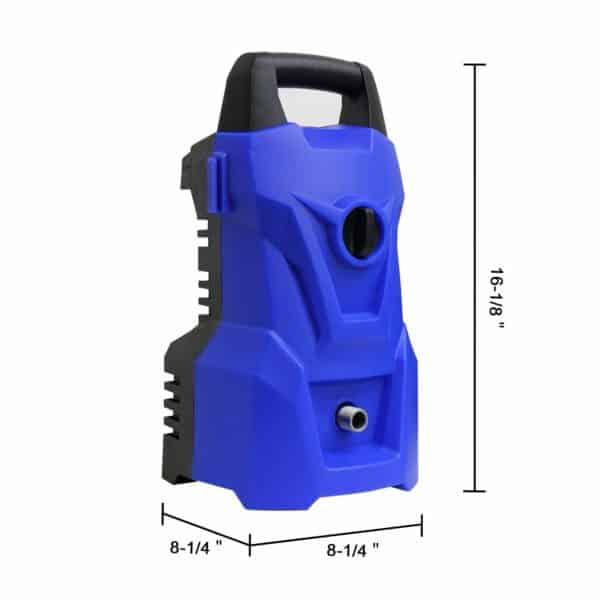 Azure Sky Electric Pressure Washer 1400W 1520PSI 1.3GPM Power Washer