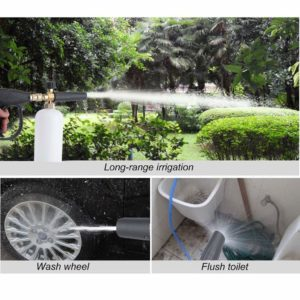 Simoner High Pressure Washer Gun, Portable Lance Car Cleaning Gun