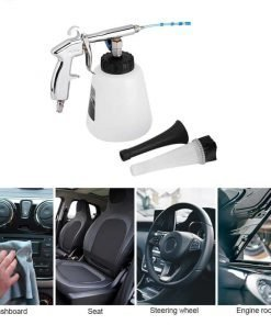 Zooarts Car Interior Cleaner Gun Surface Exterior Air Washing Auto Cleaning Detailling