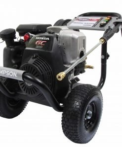 Simpson MegaShot - 3100 PSI - Gas Pressure Washer - Powered by Honda