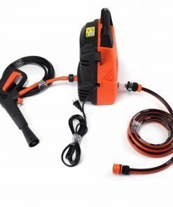 OlogyMart 1200W 90bar High Pressure Washer Electric Cleaner Pump Hose Cleaning Machine